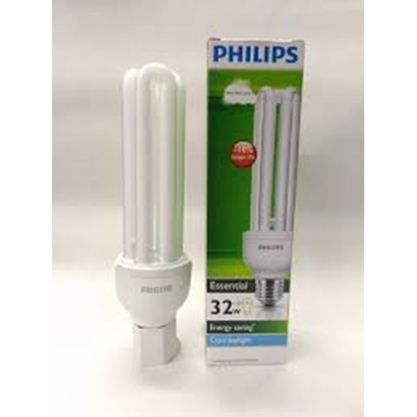 Philips Lampu  Essential 32W CDL/WW E27