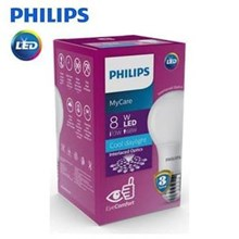 Philips LED Bulb MyCare 8W CDL or WW E27