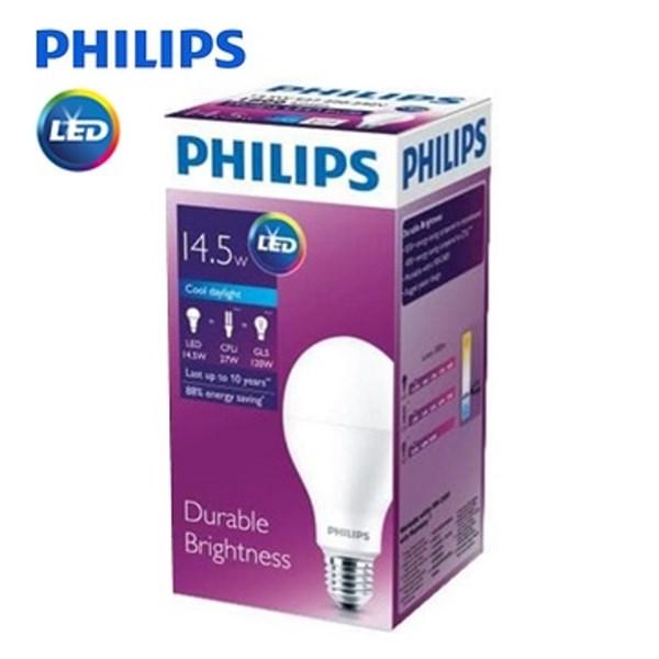 Philips LED  Bulb 14.5W CDL or WW E27 A67