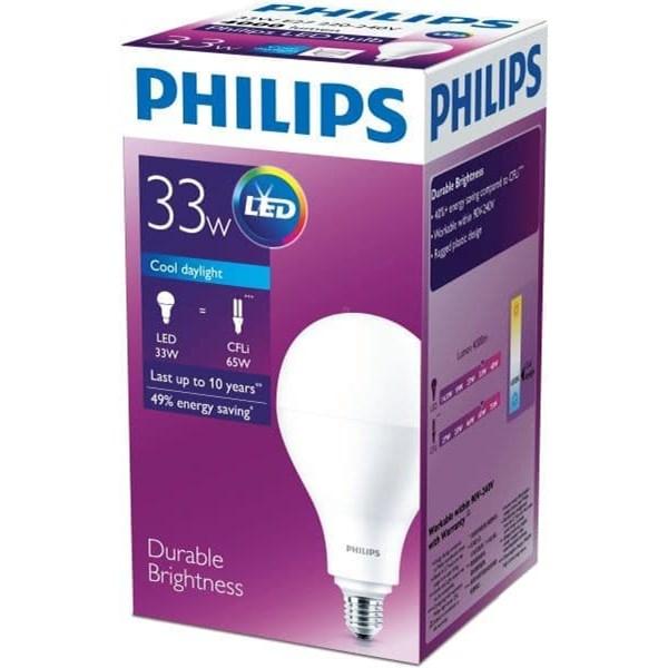 Philips LED Bulb HW  33W E27 CDL A100