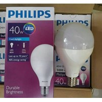Lampu LED Philips Bulb HW 40W E40 CDL A130