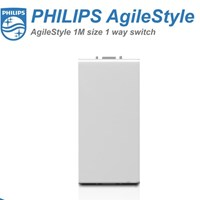 Philips AgileStyle 1M 1Way Switch