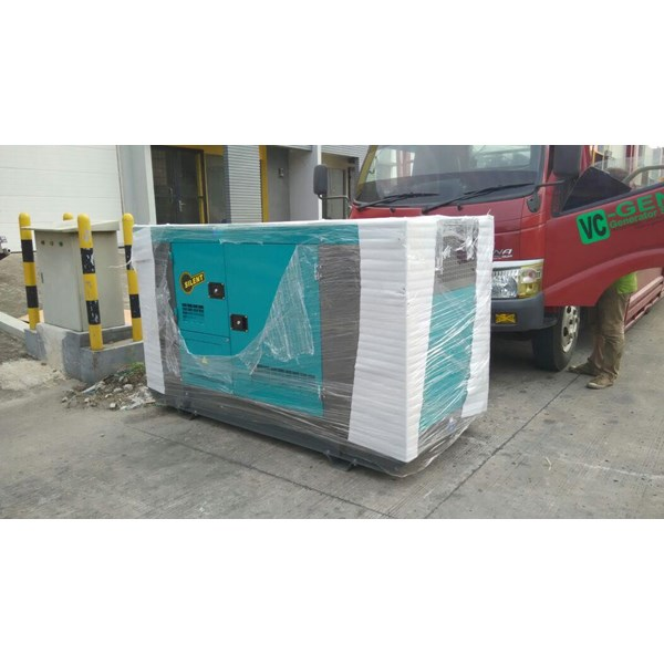 Genset Diesel  Weifang