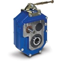 Tramec Shaft-Mounted Gearbox Series P