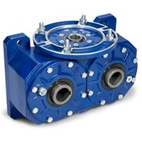 Tramec Double Output Worm Gearbox Series Vm