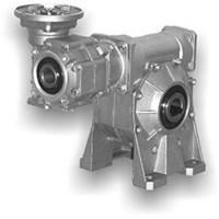 Tramec Combined Worm Gearbox Series Scfk - Scrk - Bcfk - Bcrk