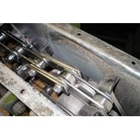 John King British Standard Steel Conveyor Chain