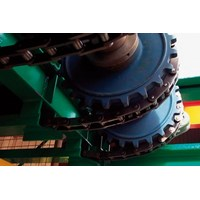 John King Metric Steel Conveyor Chains - ISO 1977. DIN 8167