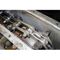 John King Metric Steel Conveyor Chains - DIN 8165