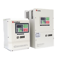 CUTES CT-3000/CT-3000FP High-performance Flux Vector Inverter