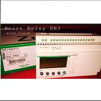 Smart Relay Schneider SR3 Dengan Clock 1