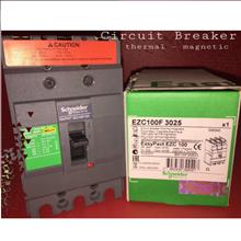 Circuit Breaker Scheneider EZC100F 3025