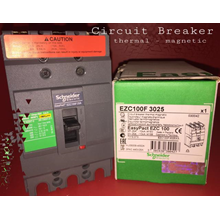 Circuit Breaker thermal magnetic