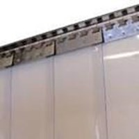 Strip Pvc Curtain Bening