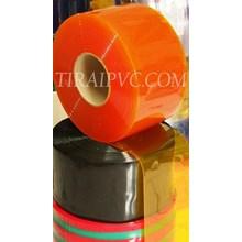 Tirai pvc curtain orange 081293419246