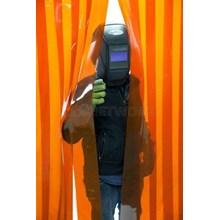 Pvc Strip Curtain kuning  (085697186088)