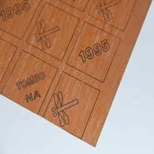 Tombo 1995 Coklat (Non Asbestos)