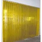 Pvc Strip Curtain Kuning Ribeed 2