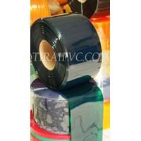 Jual Tirai plastik curtain welding green Anti UVT
