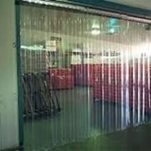 Pvc curtain curtain clear transparent