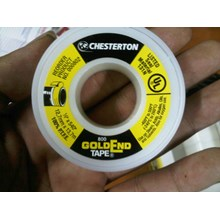 Seal Tape Chesterton GOLD AND Tape