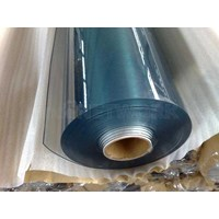 MIka Pvc Curtain Clear (Vinyl ) 085697186088