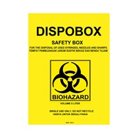 Managemen Limbah Safetybox Dispobox