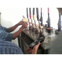 Test Comissioning dan Energize Trafo