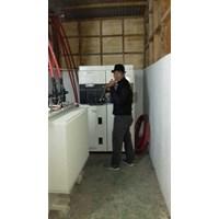 Test Comissioning dan Energize Cubicle