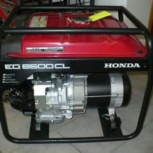 Genset Honda Type EG 6500CL