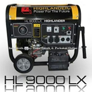 Genset Highlinder