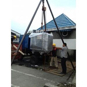 Trafo Distribusi 400 kVA merk Trafindo