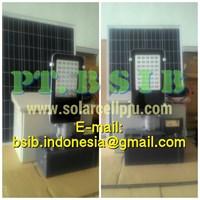 Lampu PJU LED 40Watt Tenaga Surya (Solar Cell) 1