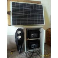 Dari Lampu PJU LED 40Watt Tenaga Surya (Solar Cell) 2