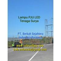 Jual Lampu PJU LED 40Watt Tenaga Surya (Solar Cell) 2