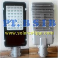Lampu PJU LED 40Watt Tenaga Surya (Solar Cell) Murah 5
