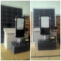 Lampu PJU Tenaga Surya (Solar Cell) 40 Watt
