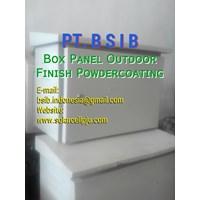 Jual Box Panel Listrik Outdoor Powdercoating