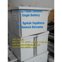 Jual Box Panel Listrik Outdoor Powdercoating