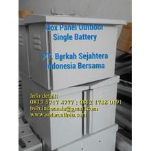 Box Panel Listrik Outdoor Powdercoating