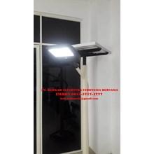 Lampu Jalan PJU 30 Watt Multi LED Tenaga Surya