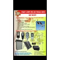 Jual Lampu Jalan PJU 60 Watt Tenaga Surya 2