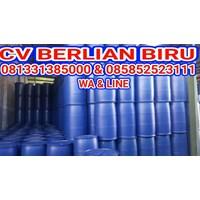 Distributor Barang Bekas Plastik Drum Plastik Biru 200Lt 3