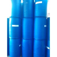 Jual Barang Bekas Plastik Drum Plastik Biru 200Lt 2