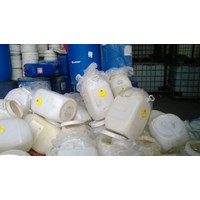 Beli Jerigen Plastik Gentong Putih 50Kg 4
