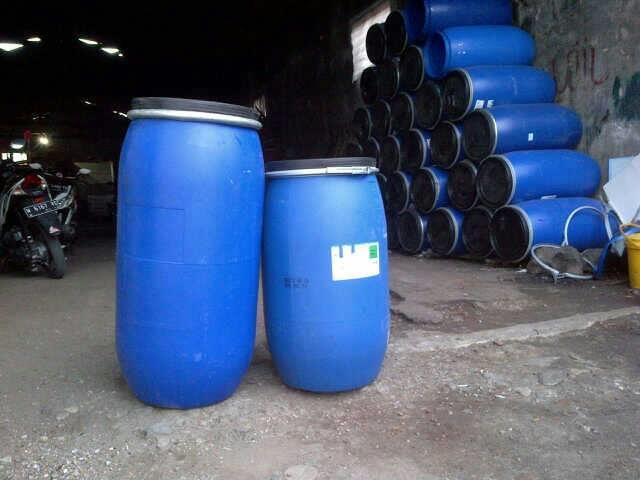 Jual Drum Plastik Ukuran 150 Liter Harga Murah Sidoarjo