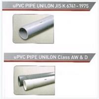 Pipa PVC Unilon AW setengah inch 17 mm