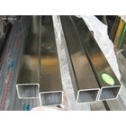 Pipa Kotak Stainless SS 201 uk. 10x30  tebal 0.8 mm 1