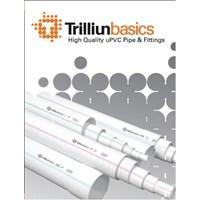 Pipa PVC Trilliun AW 1½