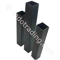 Pipa Kotak Besi / Pipa Holow hitam dan galvanis